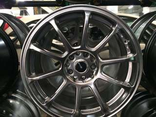 "17"" Sports Rim with tyres"