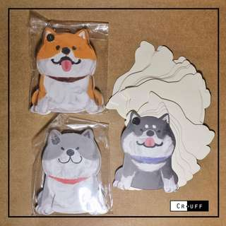 Animal notepads