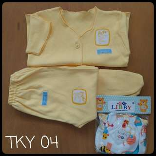 (0-3m) Baby Clothes set 100% soft cotton
