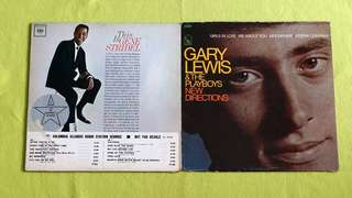 GENE STRIDEL ● GARY LEWIS & THE PLAYBOYS . this is (backup marty manning / new directions. ( buy 1 get 1 free )   vinyl record