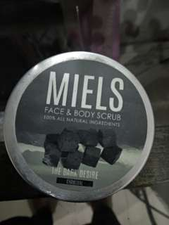 Miels face&body scrub