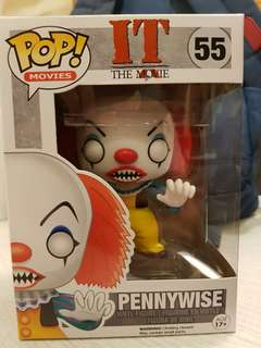 Pennywise #55 Funko Pop