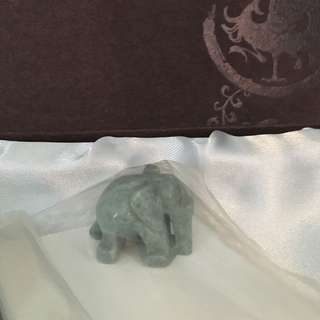 JADE Elephant Authentic