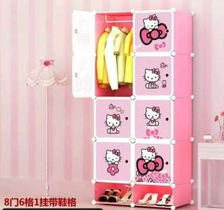 #044 Hello Kitty storage