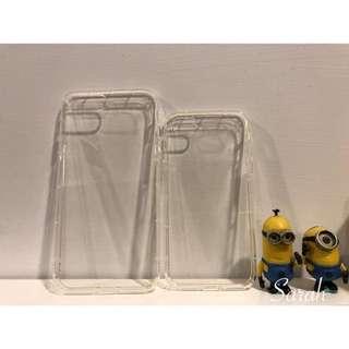 🚚 【Sarah 小舖】現貨 iPhone i7/8 防摔透明氣墊空壓手機殼
