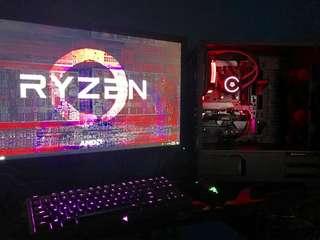 <#168> Ryzen 2600X + Gtx 1060 6gb Pc