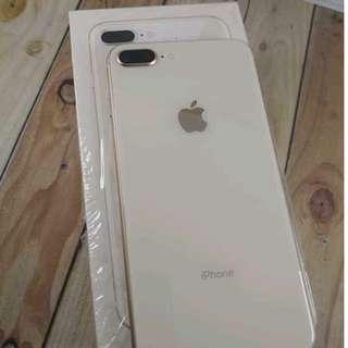 iPhone 8 Plus 256gb Gold ibox