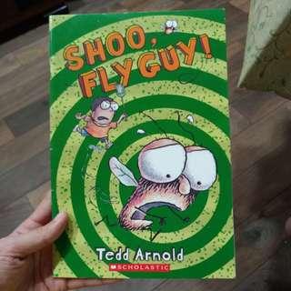 英文繪本 Shoo, Fly Guy 童書