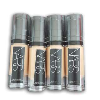 NARS Natural Radiant Longwear Foundation 5ml