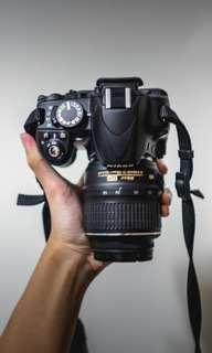 EXCELLENT * Nikon D3100