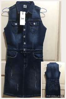 Lee Denim Dress