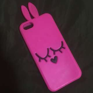 Case pink (marc by marc jacobs)