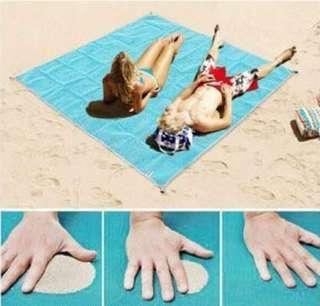 神奇過濾沙灘墊