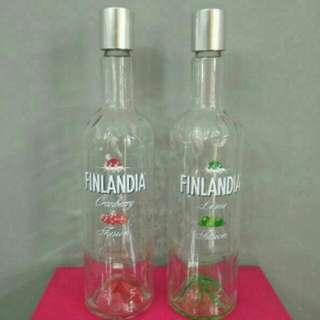 FINLANDIA 700ml Empty Bottle