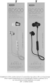 B-D500 brand new no box Bluetooth Earphones