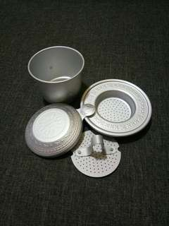 Vietnamese Coffee Drip Cup Filter Maker Strainer