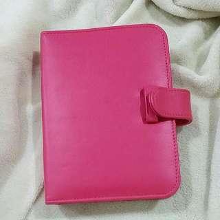 Pink Journal Binder