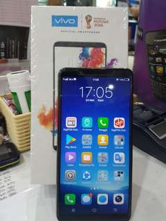 Handphone vivo v7 black