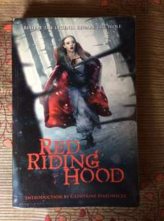 Red Riding Hood (movie tie-in)