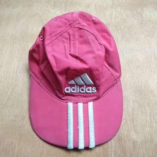 topi adidas hot pink