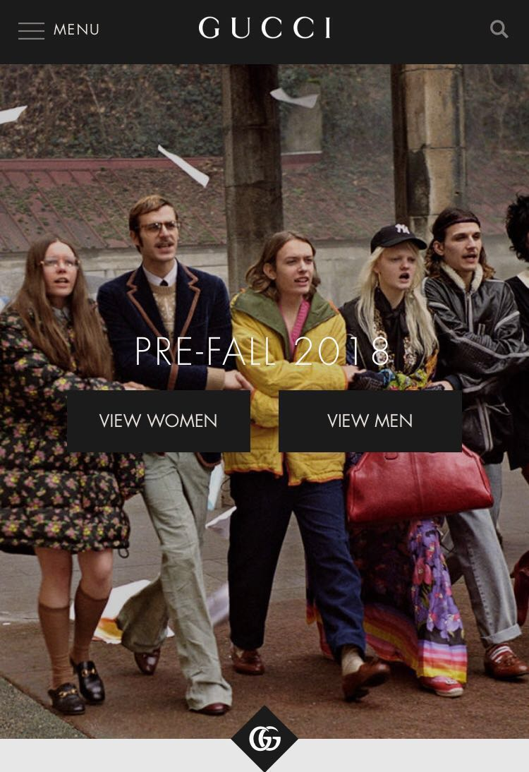 20% off any new authentic Gucci item of your choice at the Auckland Gucci store