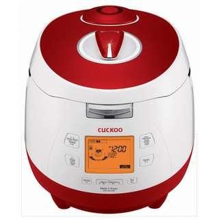 Cuckoo Pressure Multi Cooker Rice Specialist CASH & INSTALLMENT PLAN