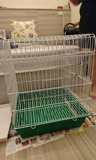 🚚 免運!!二手  兔籠  小動物籠子