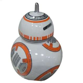 Star Wars BB-8 Robot Coin Bank