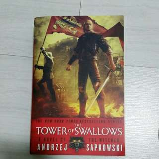 The  tower of Swallows: The witcher series