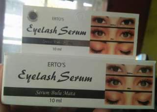 Eyelash serum bulu mata