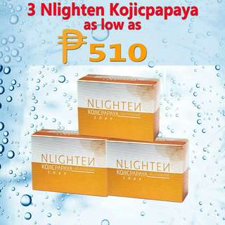 3 Nlighten Kojicpapaya