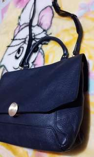 Repriced!!! 2 way  leather bag