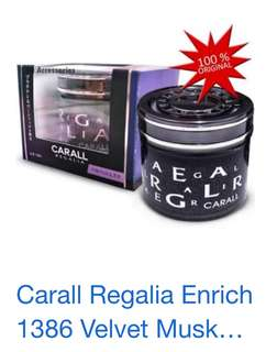 CARALL REGALIA CAR PERFUME