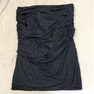 Slinky Black Skirt