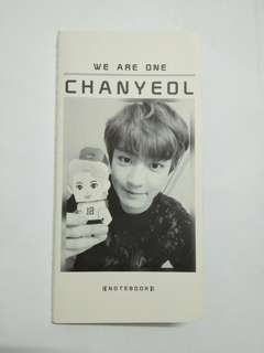 Chanyeol Exo Notebook