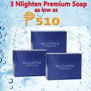3 Nlighten Premium Soap