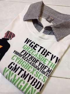 Shirt Lengan Panjang