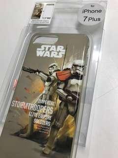 iPhone 7plus plastic cover 軟膠保護套