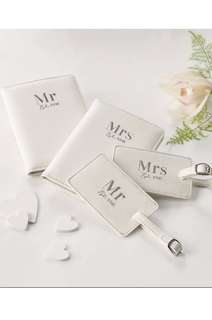 Mrs / Mr Est in 2018 Luggage Set