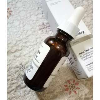THE ORDINARY Alpha Lipoic Acid 5% (30ml)