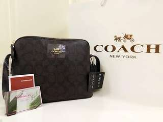 Coach sling for girls