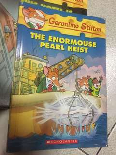 Geronimo Stilton books (42pcs)