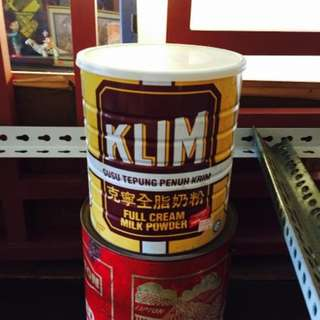 KLIM milk powder