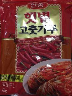 韓國辣辣粉