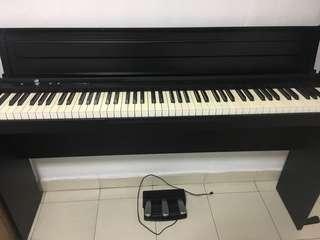 KORG LP-180 PIANO BLACK