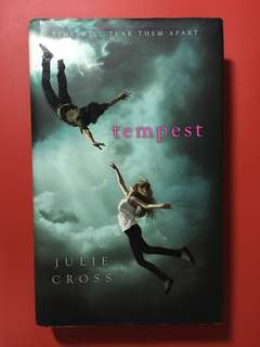 Tempest (Hardbound) by Julie Cross