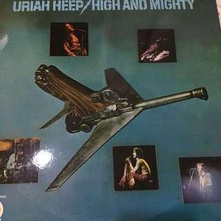 Uriah heep vinyl record