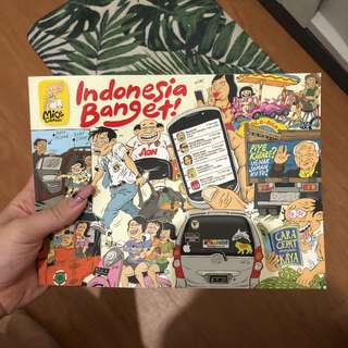 Buku Mice Cartoon Indonesia Banget