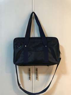Navy Blue Japanese School Bag