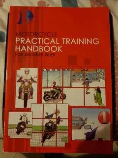 Motocycle Practical Training Handbook